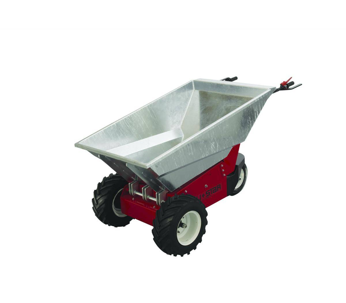 E-750 Galvanized Steel Tub