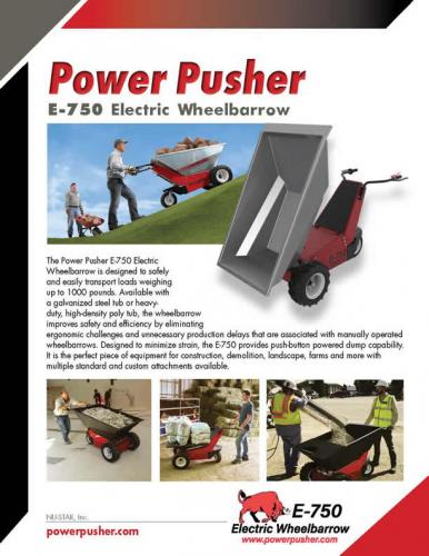 e-750-electric-wheelbarrow-brochure-EN Page 1