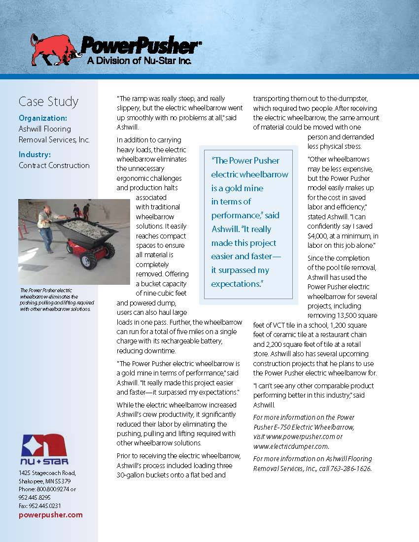 Power-Pusher-E-750-Ashwill-Flooring-Case-Study Page 2