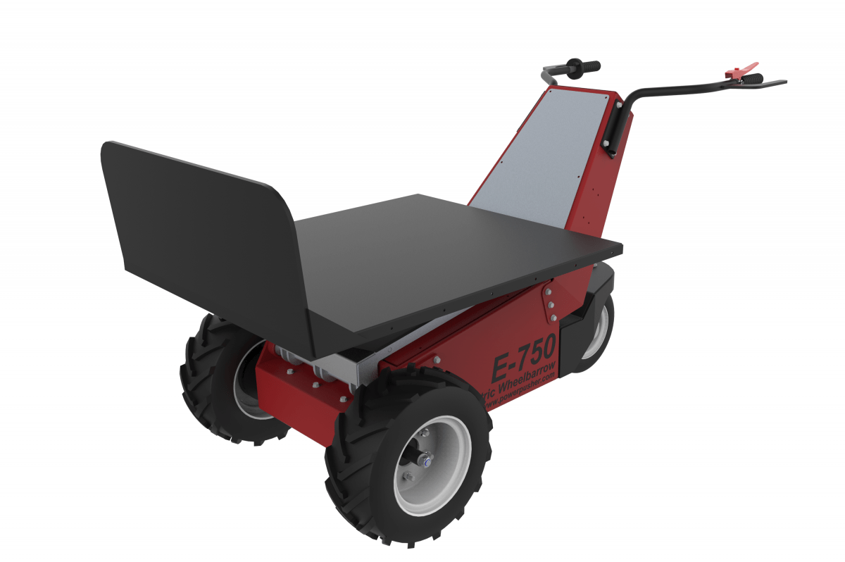 E-750 Dolly Transport Bed