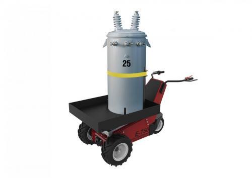 E-750 Transformer Transport Standard Handle